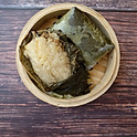 Sticky Rice in Lotus Leaf (2 pcs)