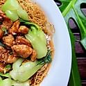 Minute Chicken Chow Mein