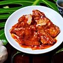 Honey Garlic Pork Chop