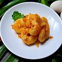 Golden Shrimp w/Salted Egg Yolk