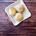 Shrimp w/Chive Dumpling (3 pcs)