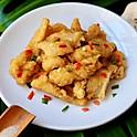 Deep Fried Squid w/Salt & Pepper