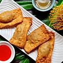 Deep Fried Crispy Gau Gee (8 pcs)