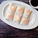 Shrimp Rice Roll (3 pcs)
