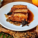 Pot Roast Pork w/Preserved Vegetable