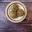Beef Balls w/Bean Curd (3 pcs)