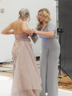 Fashion Shoot of Dresses After Show (21)