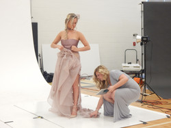 Fashion Shoot of Dresses After Show (22)