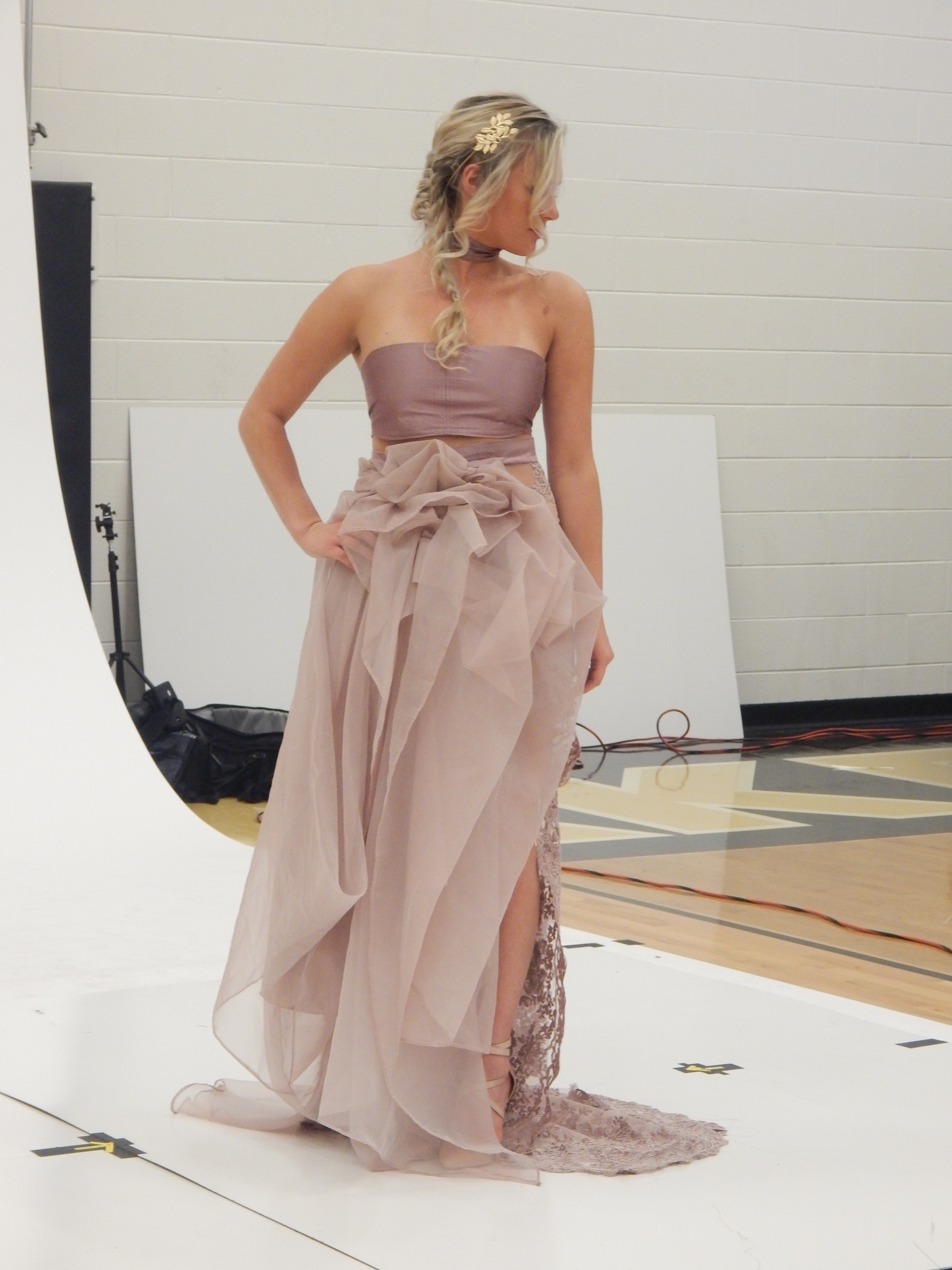 Fashion Shoot of Dresses After Show (23)
