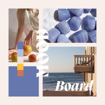 Let's Flow | Branding Project | Moodboard