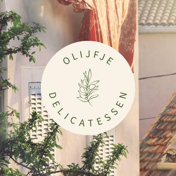 Olijfje | Branding Project | Submark