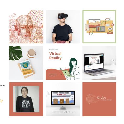 Social Media Templates | Skyler Consultancy