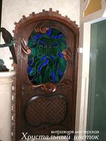 дверь тиффани