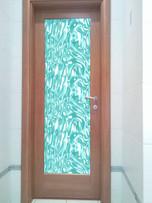 декорирование дверного полотна