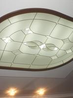 Витражный потолок в Уральске