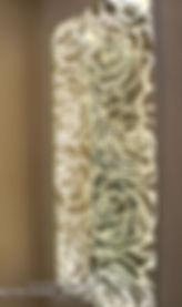 зеркальный светильник в нише самара