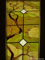 окно в технике тиффани