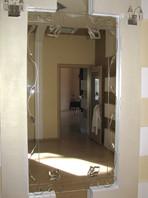 Витражное зеркало в Самаре