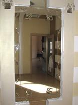 витражное зеркало