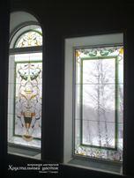окно тиффани