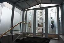 витражный вестибюль