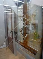 алмазная гравировка по стеклу