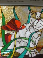 окно в тиффани