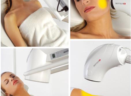 Лечебная лампа биоптрон