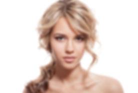 White_background_Face_Glance_Beautiful_B