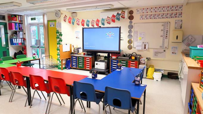 2AG Classroom