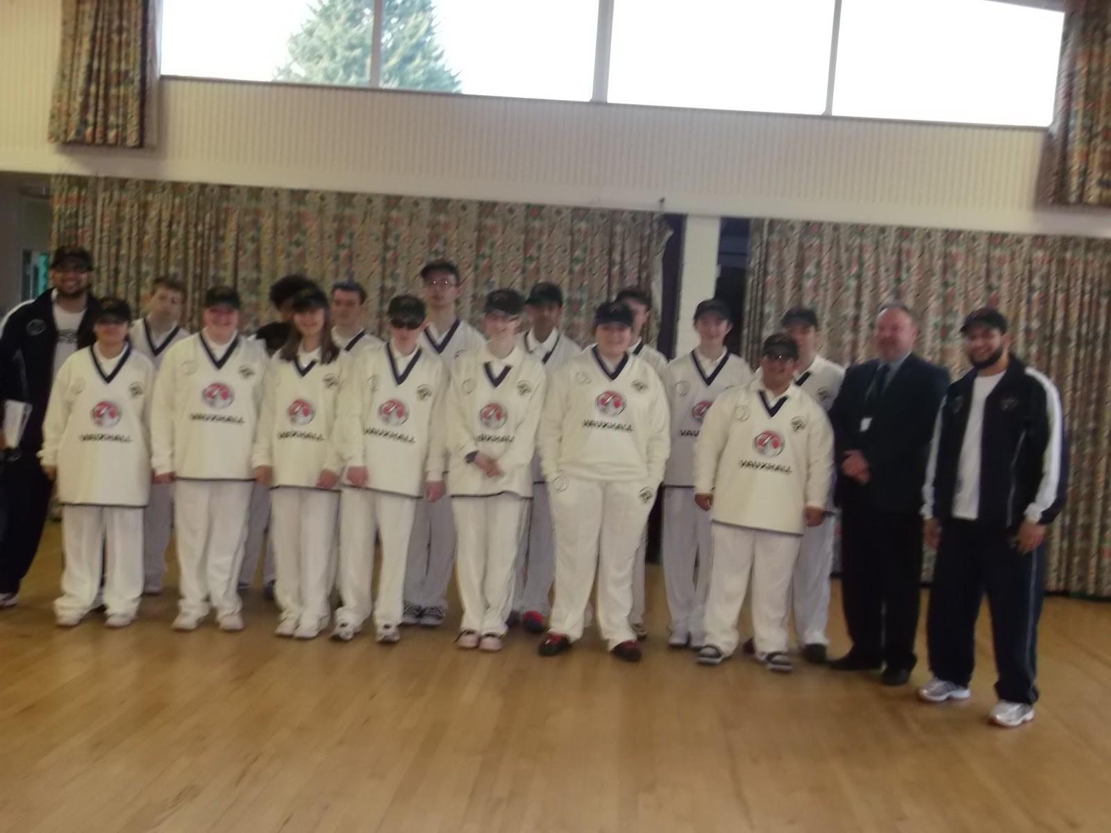 Weatherfield Academy Cricket Team