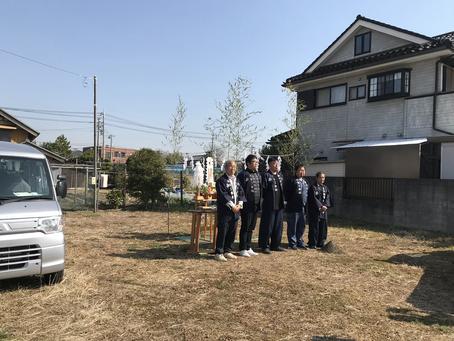 地鎮祭〜コンセプトハウスKINOKO〜