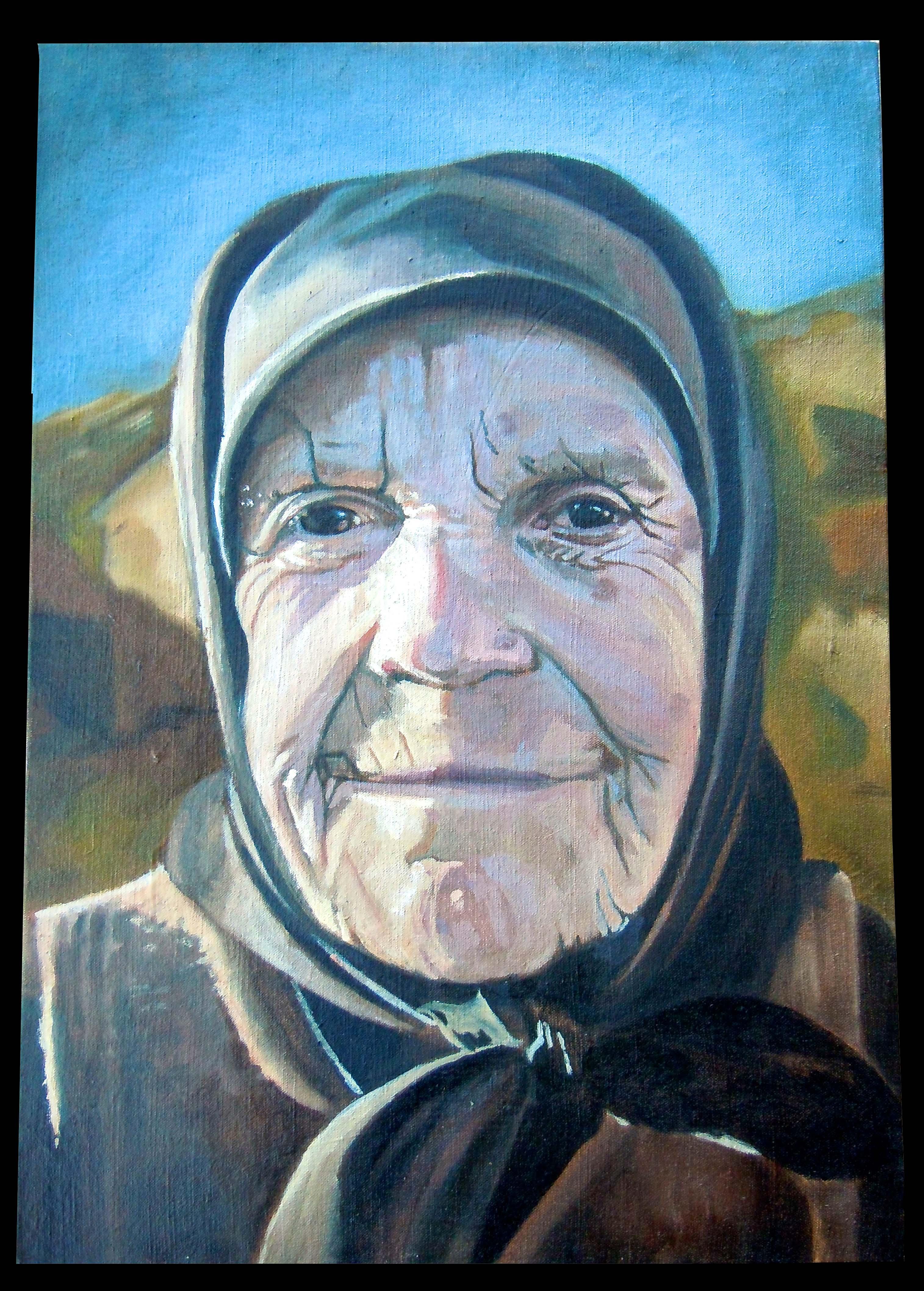 Portrait balkan