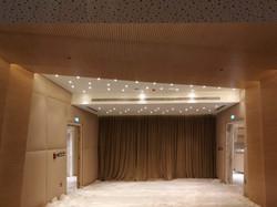 Auditorium of Music School at Ladies Club