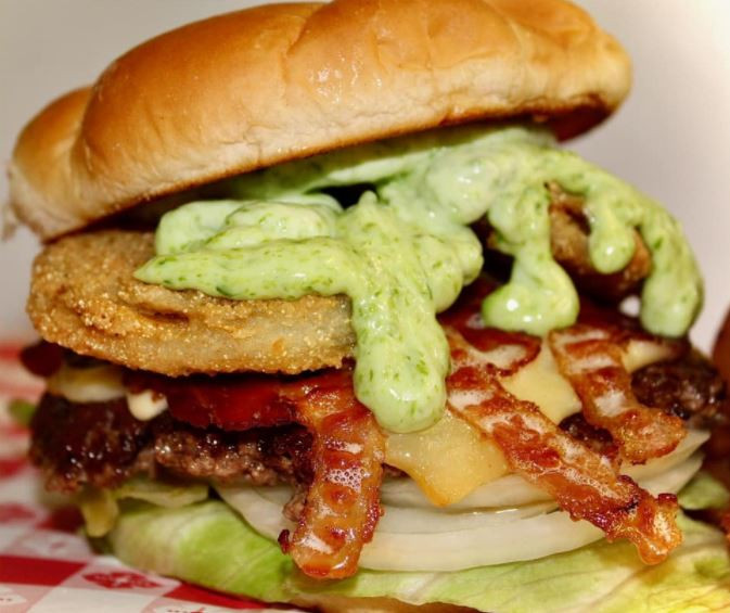 Mountain Mama from Burger Carte