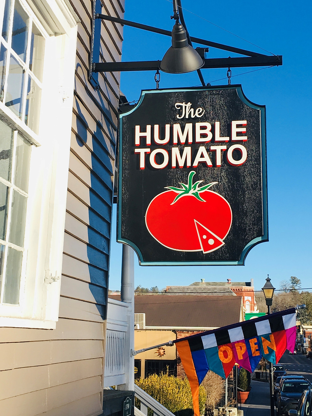 The Humble Tomato in Lewisburg, WV