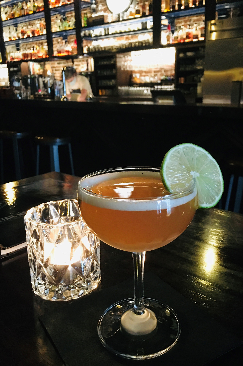 Cocktail from West Main Crafting Co.