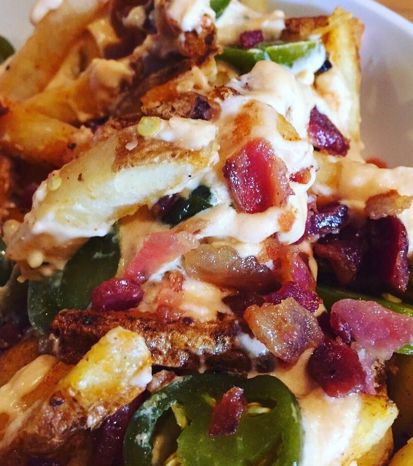 Loaded Fries from Secret Sandwich Society