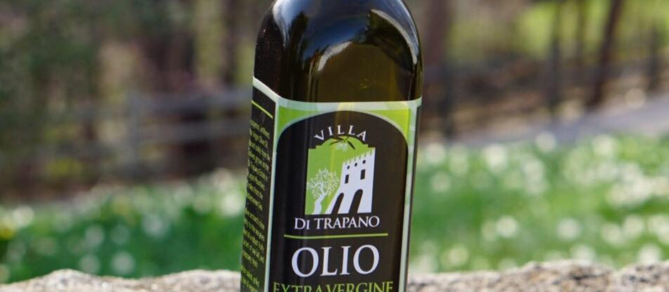 Villa DiTrapano Olive Oil's new harvest is ... sublime!