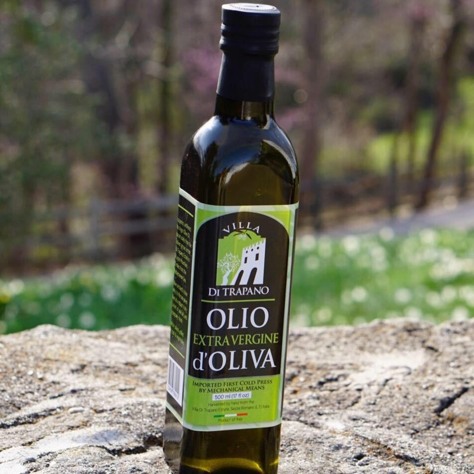 Villa DiTrapano Olive Oil