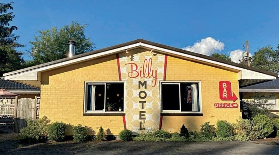 The Billy Motel is near Blackwater Falls