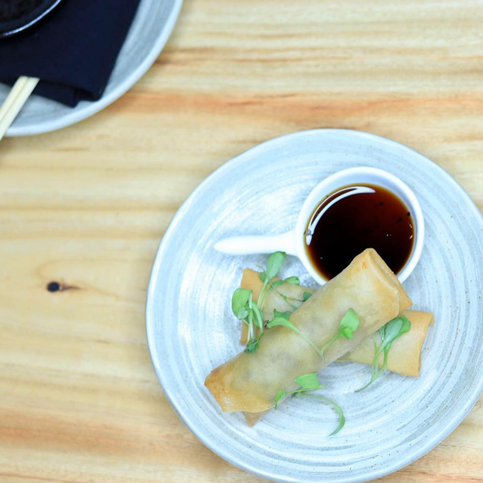 Spring Rolls, courtesy of Kita Modern Japanese