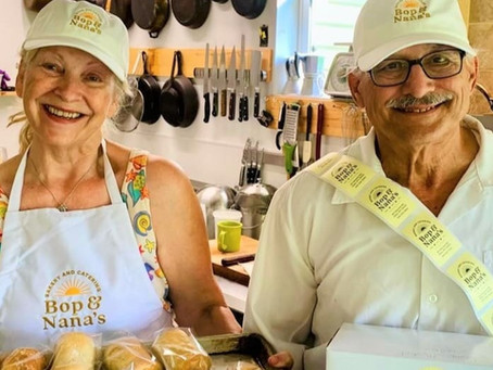 Café Cimino owners launch Bop & Nana's Bakery & Catering