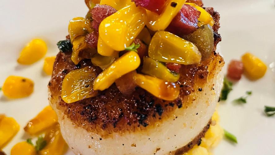 An improved local Italian ristorante and Chili Willi recipes!