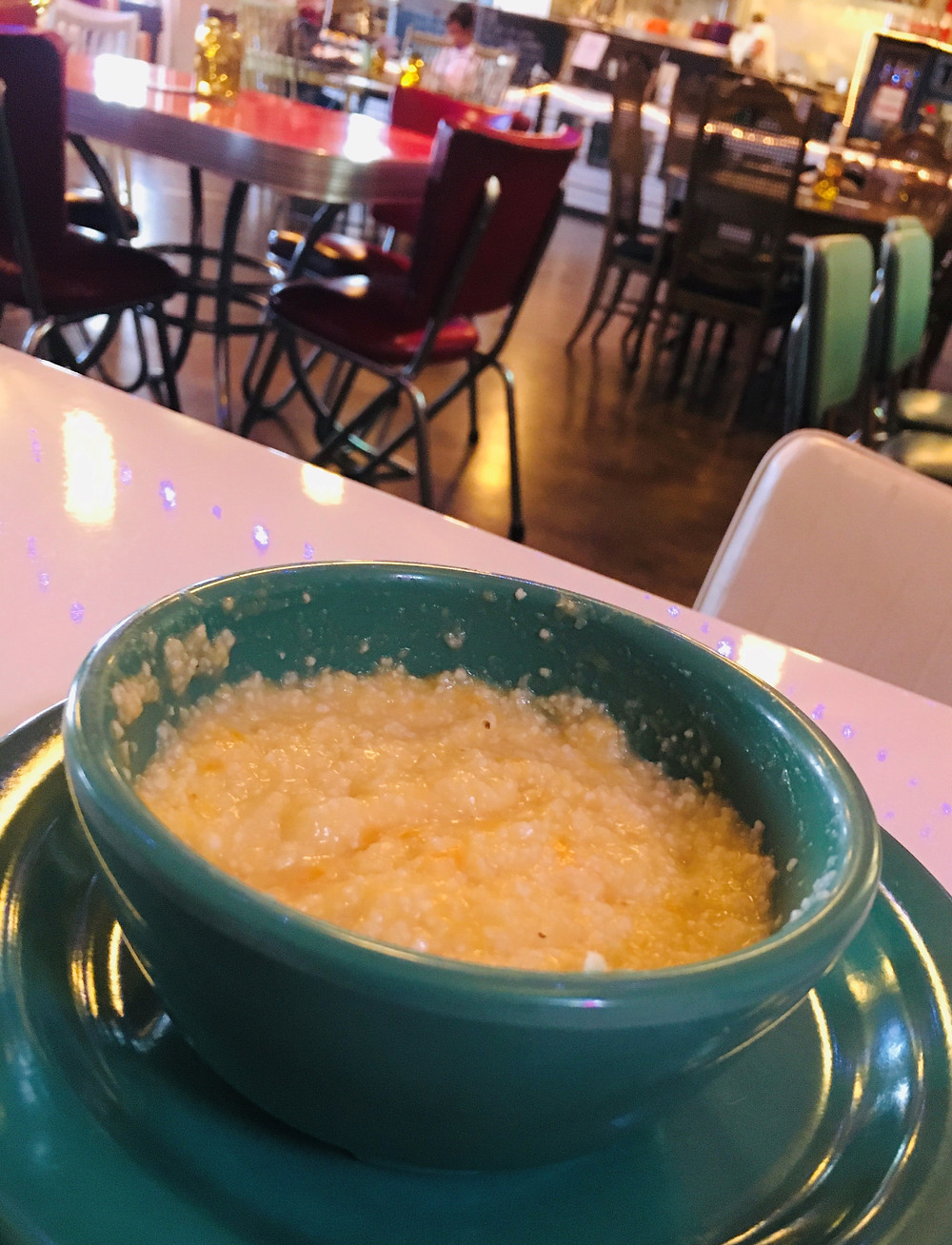 Cheesy Grits from Cafe Appalachia