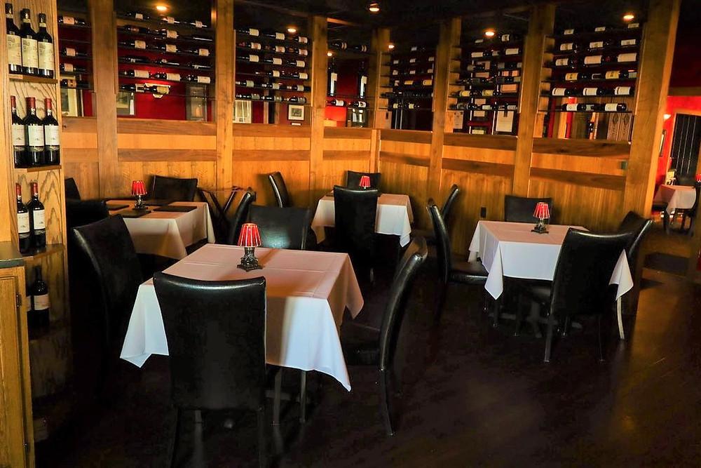 The Wonder Bar Steakhouse in Clarksburg