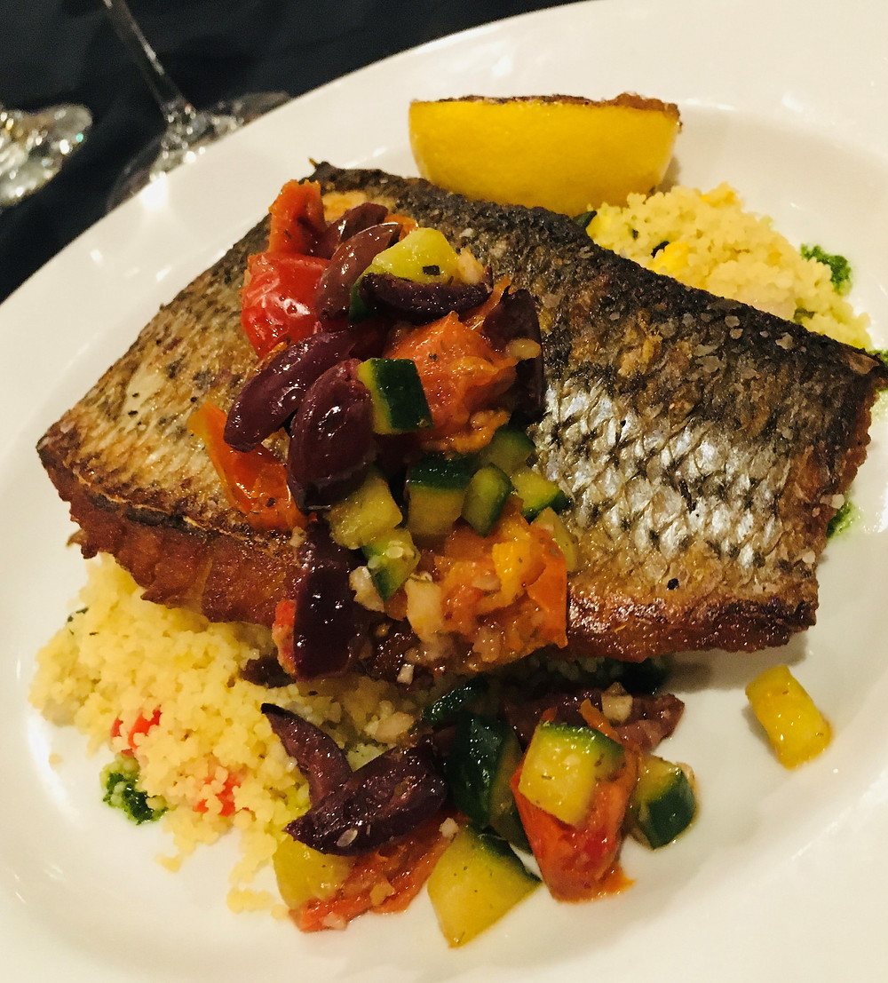 Striped Bass from Berry Hills