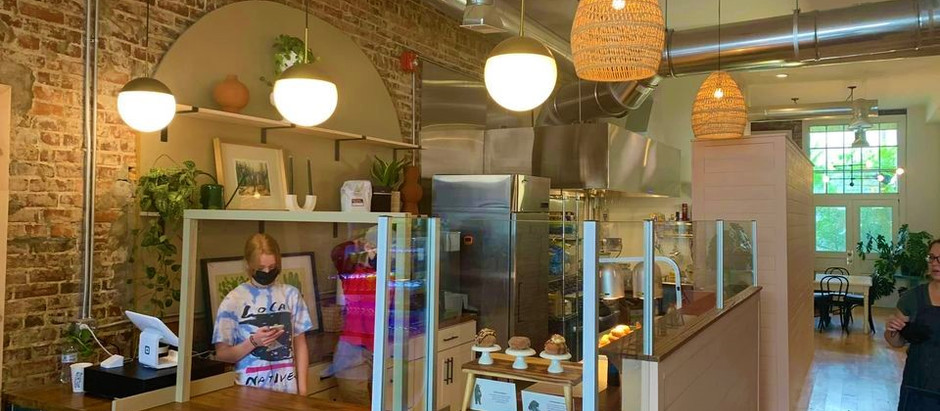 A new donut shop, new menu items and a rampy recipe