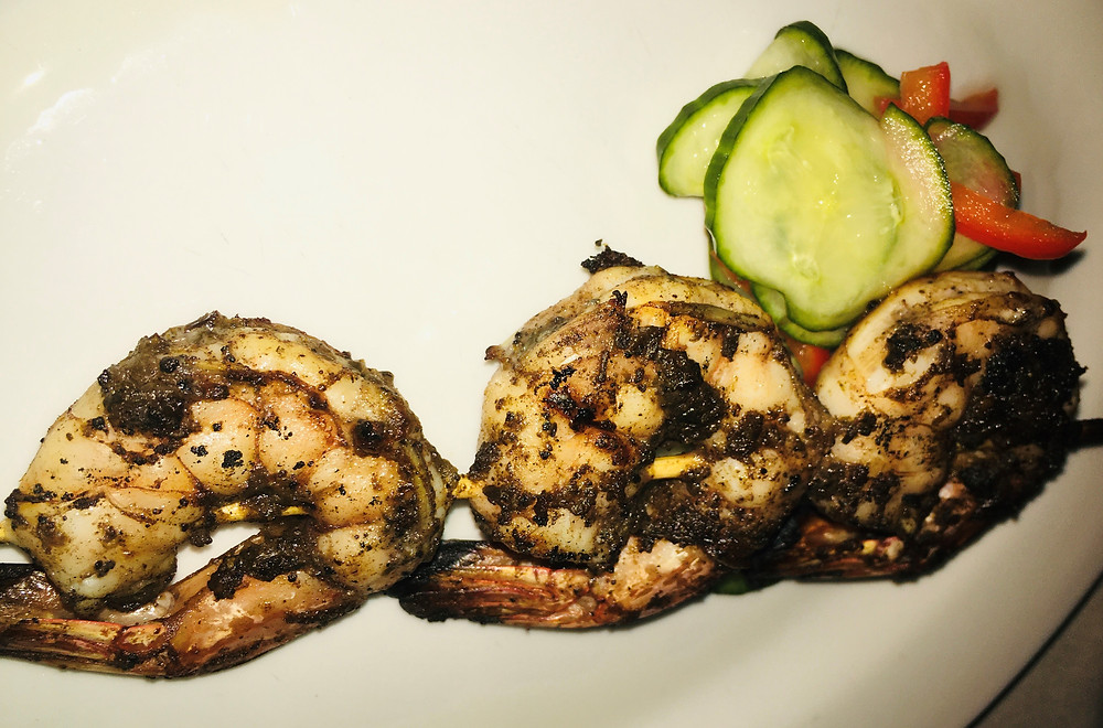 Jerk Shrimp from Noah's
