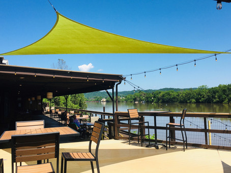 Interest in outdoor dining is back on the upswing